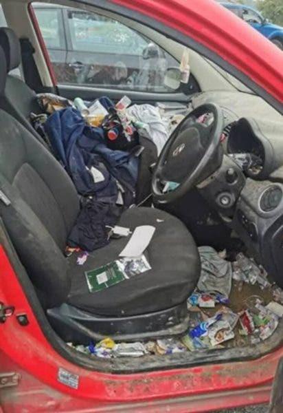 Mecanicii unui service au refuzat să se apropie de mașina unui client! Ce au găsit în ea este șocant
