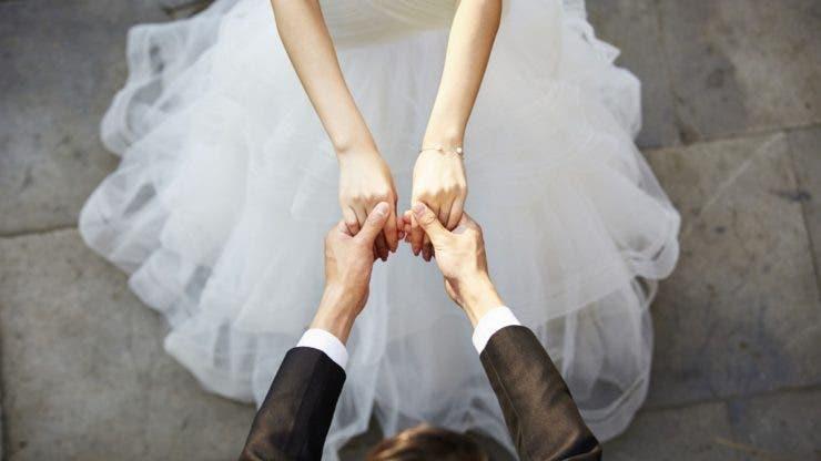 Nunta a continuat chiar dacă mirele a decedat.