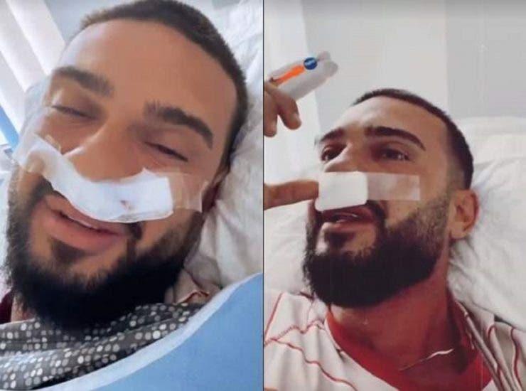 """Primele declarații ale lui Dorian Popa după operație! Cum se simte acum artistul """"Nu știu ce se întâmplă"""""""