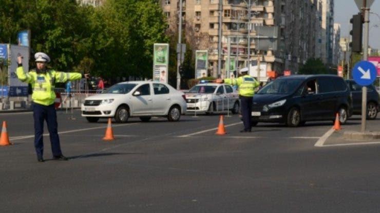 Restricții de circulație în București
