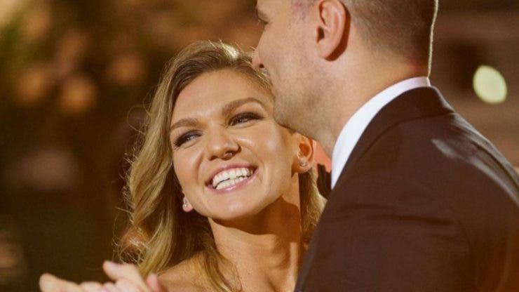 Simona Halep și Toni Iuruc au plecat în luna de miere.