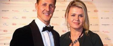 Soția lui Michael Schumacher a vorbit despre starea acestuia de sănătate. Cum este viața merelui pilot acum