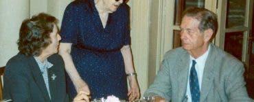 Veste tristă! A murit Flavia Bălescu-Coposu, sora cea mare a seniorului Corneliu Coposu