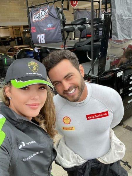 """Cum se înțeleg, de fapt, Cristi Borcea și Claude Senhoreti, actual soț al Alinei Vidican! """"Voia să vadă cine e"""""""