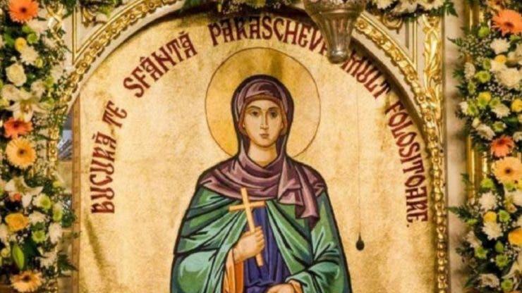 Calendar ortodox 14 octombrie 2021