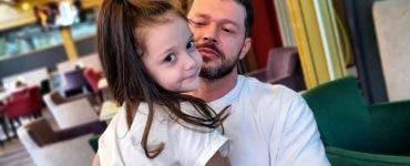 """Care este relația dintre Victor Slav și fiica sa! """"Îi spun des că o iubesc, dar ea e mai zgârcită"""""""