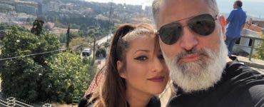 Cine este și cum arată iubita lui Damian Drăghici. Artistul se află la cea de-a treia căsătorie