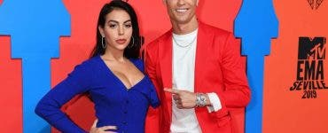 Georgina Rodriguez, cadou extravagant de la Ronaldo