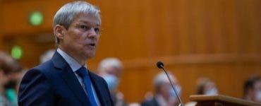Guvernul Cioloș a fost respins