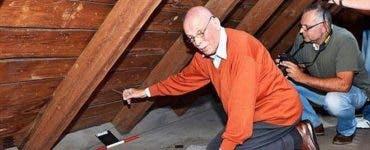 Un bărbat a vrut sa se întoarcă în casa copilăriei, convins că acolo se ascunde o comoară. Când a tras de sfoara din pod a făcut o descoperire șocantă